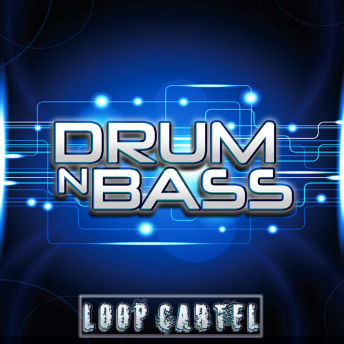 Thumbnail Loop Cartel Drum n Bass Loops WAV Acid Pro Live